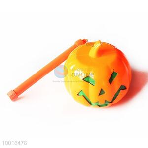 Wholesale Light and Music Pumpkin Lamp Halloween Toys with Handle