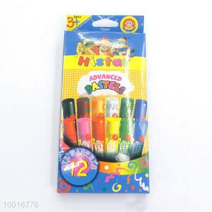 12pcs wax crayon for painting
