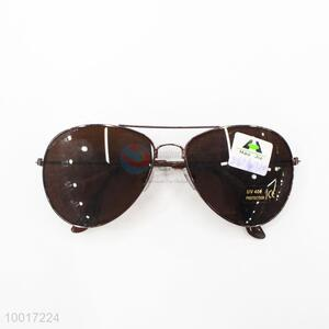 Wholesale Factory Outlet Classic Brown Polarized Sunglasses