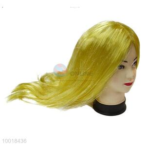 Hot Selling Wholesale Yellow Long Hair/Party Wig