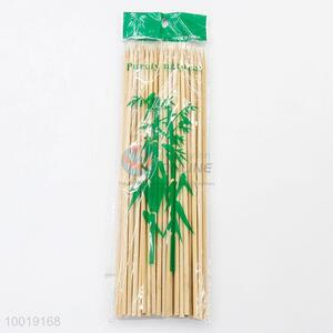 1 Bag 4.0*25cm High Quality Bamboo BBQ Sticks For Wholesale