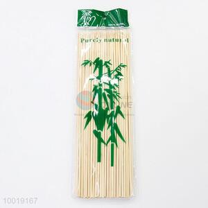 1 bag 3.0*25cm factory wholesale bamboo BBQ stick