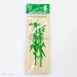 1 bag 3.0*20cm high quality bamboo BBQ stick