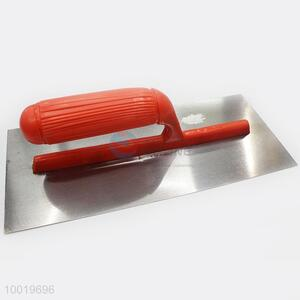 28*12cm Competitive Price Iron Plastering Trowel with Red Plastic Handle