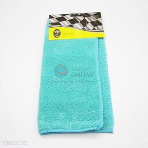 Wholesale Superfine Fiber Green Cleaning Towel