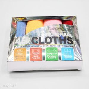 4 Pieces Extra Large Cloth Multi-function Towel