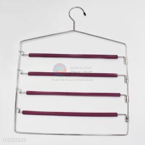 High quality collodion&iron 4-layers towel/tie hanger
