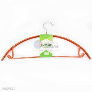 New orange gum dipping&iron clothes rack underwear hanger