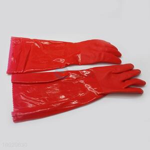 Household PVC Warm Working Gloves