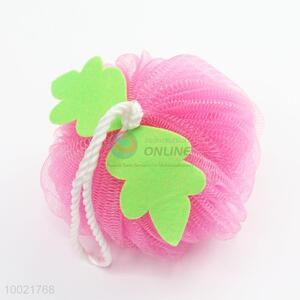 Flower Shaped Mesh Bath Ball/Bath Spong