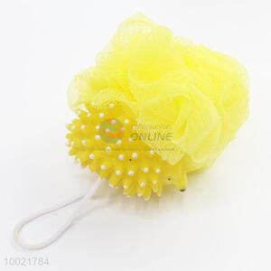Wholesale Yellow Mesh Bath Ball/ Bath Spong