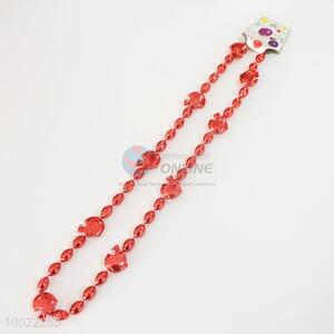 Wholesale Christmas Plastic Bead Chain