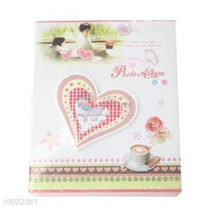 Heart Pattern Cover Family/Wedding Photo Album