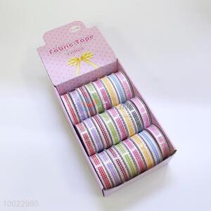 Grid Fabric Tape/Craft Ribbon