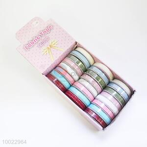 Wholesale Laced Hollow Fabric Tape/Craft Ribbon