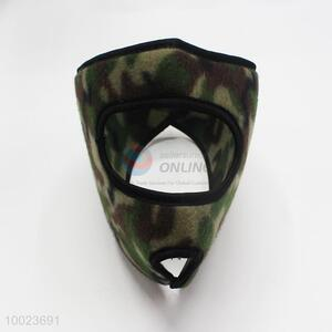 Camouflage warm winter face mask