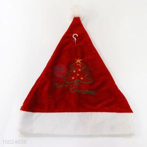Hot Selling Classic Red Christmas Hat