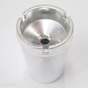 7.7*10.7cm High Quality Electroplate Smoking Accessories Silvery PP Ashtray