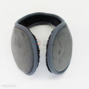 Solid color winter earmuff for men wholesale