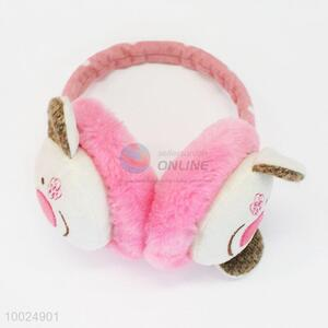 Fashion winter fleece earmuff for children gift