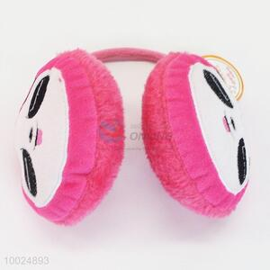 Wholesale red winter fashion cute warm earmuffs