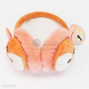 Cute Bear Pattern Winter Earmuff for Kids