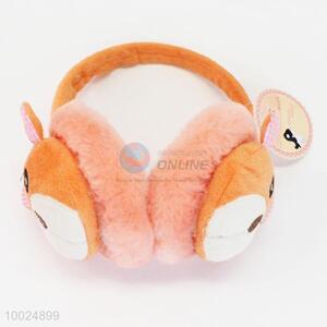 Cute Bear Pattern Winter Earmuff for Kids