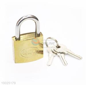 Classic Top Security Iron Padlock with Keys