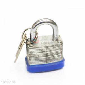30mm Blue Base Padlock for Door Household Motorcycle