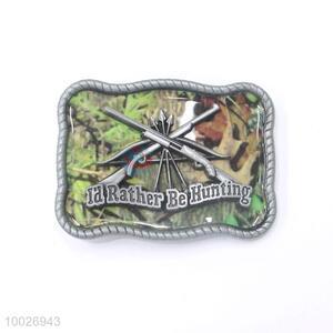 Good quality zinc alloy belt buckle