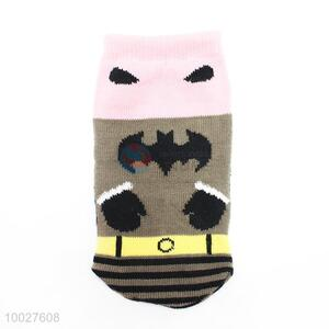 Pink Cute Cartoon Knitted Cup Cover