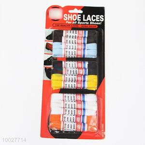 Nylon Shoelaces Set of 13 Pairs