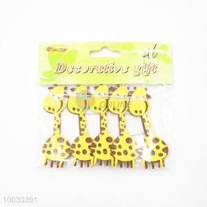 Wholesale Giraffe Shape Felt Decorative Gift