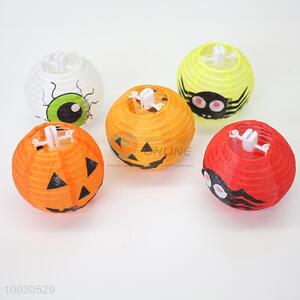 Halloween cartoon design paper lantern