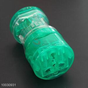 Green color travel adapter power adapter plug converter