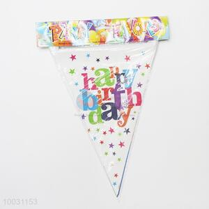 Paper&Nonwoven Fabric Pennant For Birthday