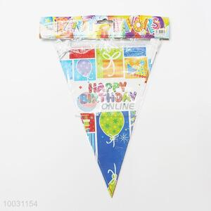Paper&Nonwoven Fabric Pennant