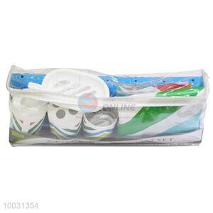 Bathroom products 7pcs/set plastic bathroom sets
