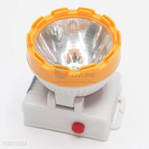 6.6*5.5*7cm White Utility LED Battery Head Lamp