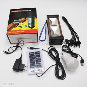 Hot Sale Solar Power Lighting System