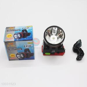 High Bright Long Life Rechageable/Solar LED Head Lamp