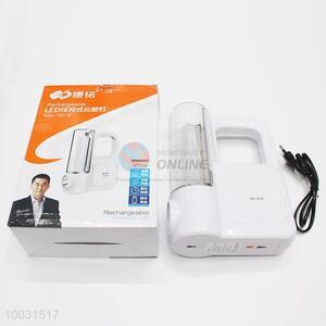 Wholesale White Rechageable Portable Emergency LED Lamp/Light