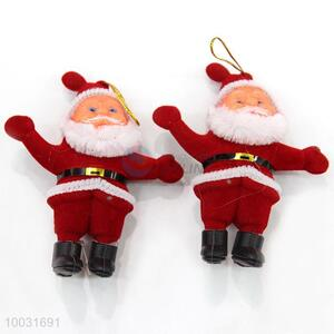 Red Santa Claus Ornament Christmas Tree Decoration