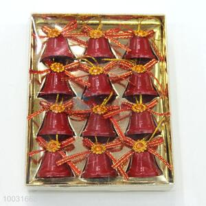 Wholesale iron sheet bells for tree decoration