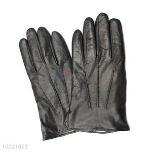 Wholesale Black Warm Winter Gloves for Men