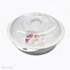 Plastic Fruit Basket With Lid