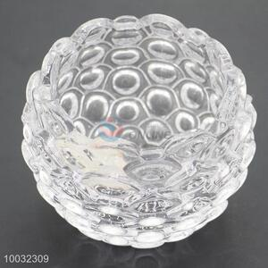 Hot Selling Round Crystal Candle Holder