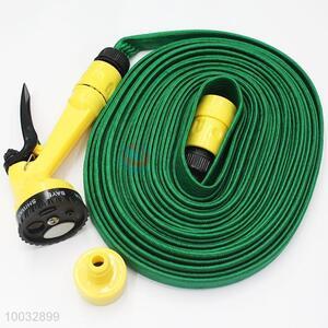 20M pvc/abs garden hose water hose with spray nozzle gun