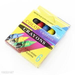 Wholesale Promotional Non-toxic Wax Crayon