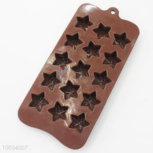 Star Silicone Chocolate Mould